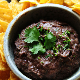 Whole Foods Black Bean Dip