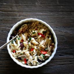 Whole Foods Greek Orzo Salad