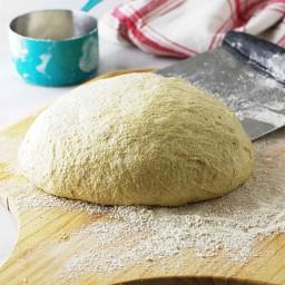 Whole Grain Einkorn Pizza Dough