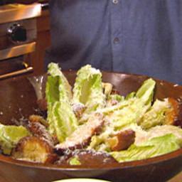 Whole Leaf Caesar Salad