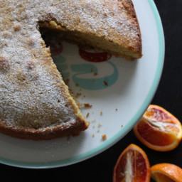 Whole Orange and Almond Cake