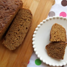 Whole Wheat Banana Bread in a Rice Cooker!