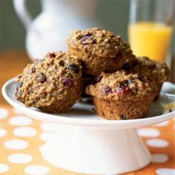 Whole Wheat Mini Muffins