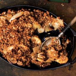 Whole Wheat–Apple Crisp