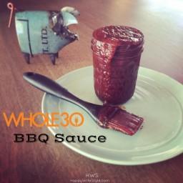Whole30 BBQ Sauce
