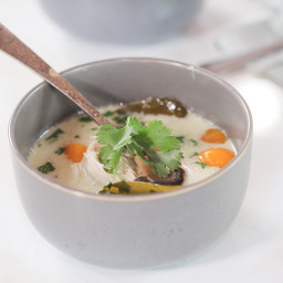 Whole30 Instant Pot Thai Coconut Soup