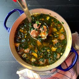 Whole30 Italian Wedding Soup