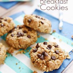 Wholesome Breakfast Cookies