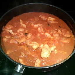Wicked Chicken Curry
