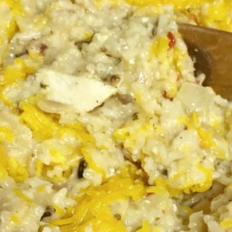 Wild Rice Chicken Recipe