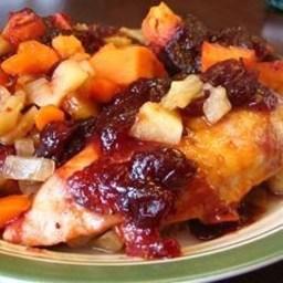 Winter Chicken Bake Recipe