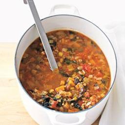 Winter Lentil Soup