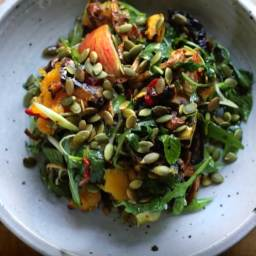 Winter Squash and Apple Salad - Joshua McFadden, Ava Gene's