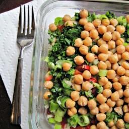 Winter Tabbouleh Salad