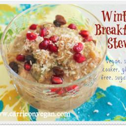 Winter Breakfast Stew