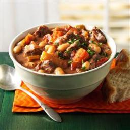 Wintertime Braised Beef Stew Recipe