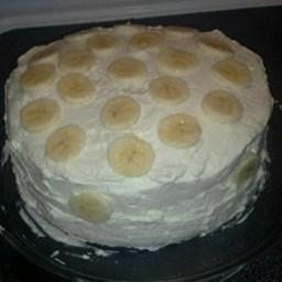Wonderful Banana Cake