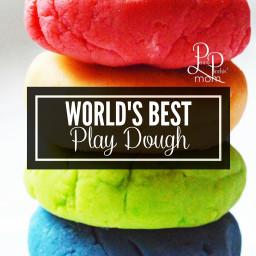 World's Best Play Dough