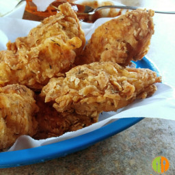 World's Best Fried Chicken Fingers
