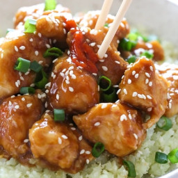 WW General Tso's Chicken Skinny