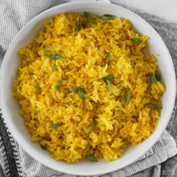 yellow jasmine rice