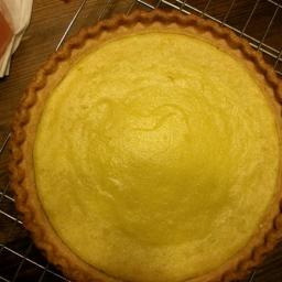 Yellow Squash Pie