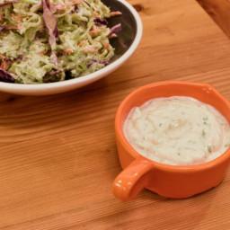 Yogurt-Horseradish-Dill Dressing