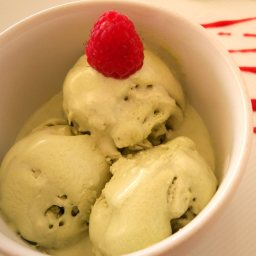 Yoshis Cafe Green Tea Ice Cream