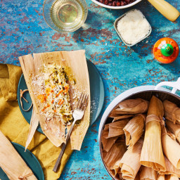 Your Future Self Is Going to Thank You, Because These Chicken Tamales Are F