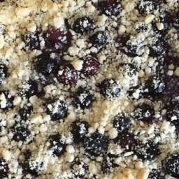 Yummy Blueberry Breakfast Cake