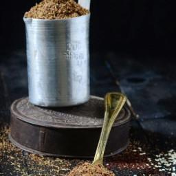 Za'atar Spice Mix, How to make Za'atar Spice Mix at home