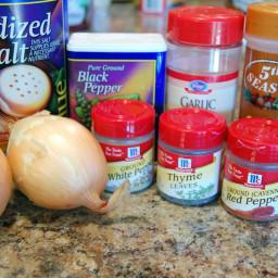 Zesty Crockpot Chicken with Couscous