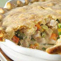 Zesty Chicken Pot Pie