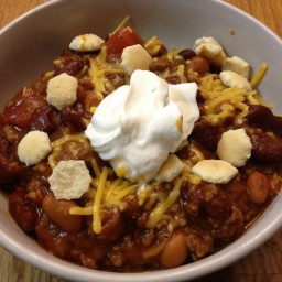 Zoot's Bear Down Chicago Bears Chili