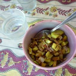 Zucchini a la Agnes'