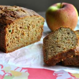 Zucchini Apple Bread or Muffins