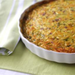 Zucchini bake recipe