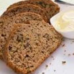 Zucchini Bread (Bread Machine)
