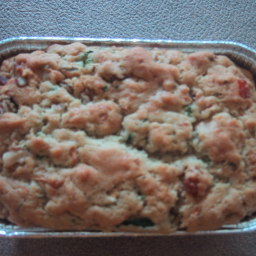 Zucchini Bread for Christmas A