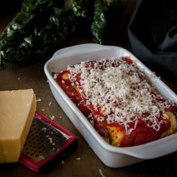 Zucchini cannelloni