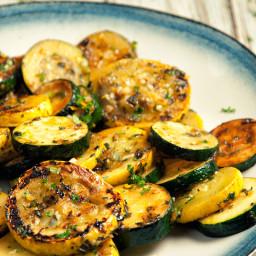 Zucchini Gremolata Recipe