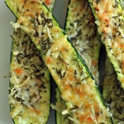 Zucchini Parmesan Bites
