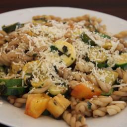 Zucchini Pasta Toss
