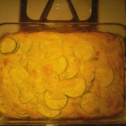 Zucchini Quiche