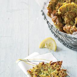 Zucchini-Ricotta Fritters