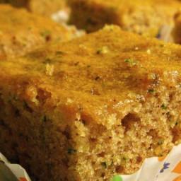 Zucchini Spice Cake