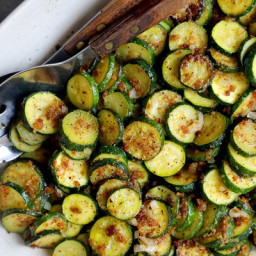 Zucchini With Shallots