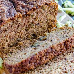 Zucchini Snacking Cake