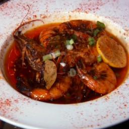 Zydeco's 5 BBQ Shrimp