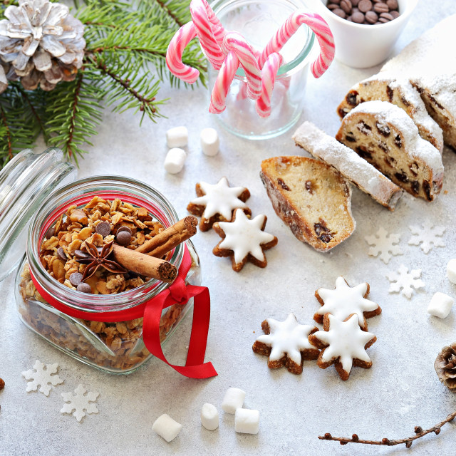 Season Of Giving Home-Baked Gifts